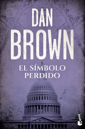 Imagen 1 de 3 de El Símbolo Perdido De Dan Brown - Booket