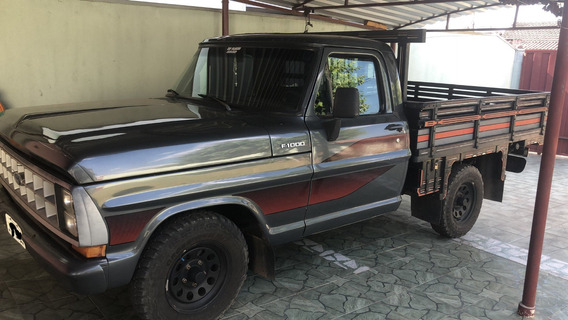Ford F-1000 Ss 1991