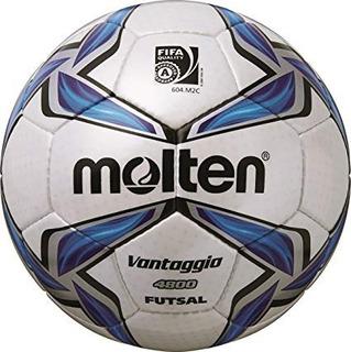 Balon De Futbol Cuero Sello Fifa Molten Vantaggio 4800 Origi