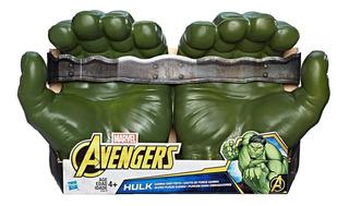 Avengers Hasbro Punhos Esmagadores Do Hulk - E0615