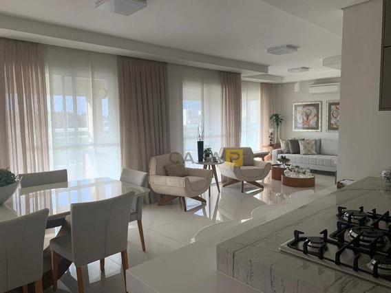 Apartamento Duplex Com 3 Dormitórios À Venda, 176 M² Por R$ 1.600.000 - Jardim Glória - Americana/sp - Ad0005