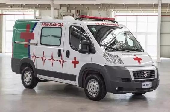 Fiat Ducato Ambulancia $750.000 Usado,moto,embarcacion X-