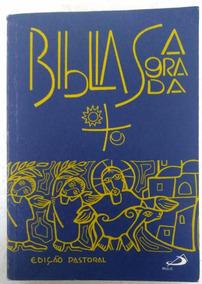Bíblia Sagrada Edição Pastoral Editora Paulus