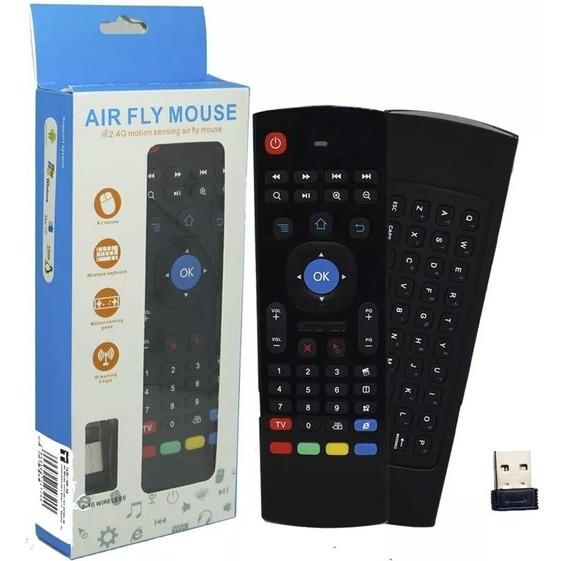 Controle Air Mouse - Liga\dels Btv B8-b9-b10