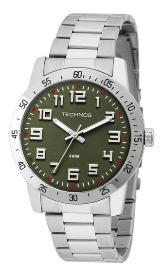 Relógio Technos Performance Militar Masculino 2035lwr/1v