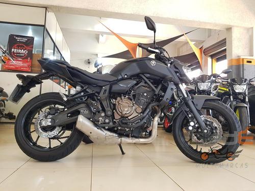 Yamaha Mt-07 Preto 2020