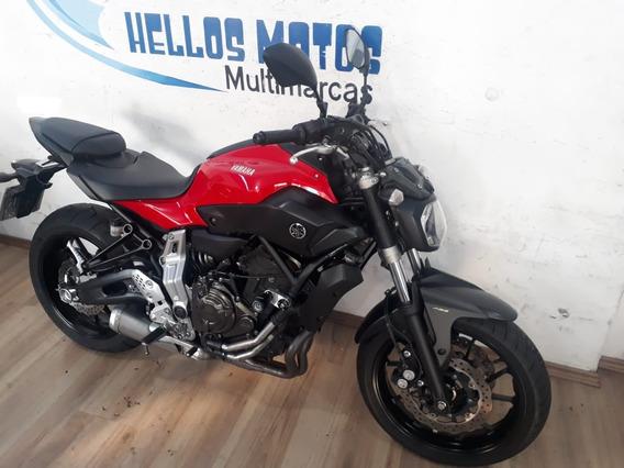 Yamaha Mt 07 Abs Aceita Moto Fin Com Ent 48 X Carato