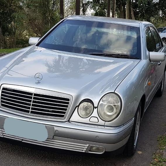 Mercedes-benz Classe E 430 Elegance 1998 Blindada De Fábrica