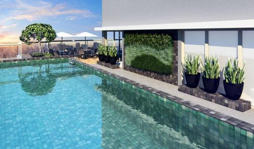 Apartamento Para Venda Em São Paulo, Pinheiros, 3 Dormitórios, 3 Suítes, 4 Banheiros, 2 Vagas - Cap2624_1-1239338