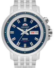Relógio Orient Masculino Automatico - 469ss079 D1sx