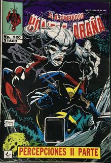 Comic El Asombroso Hombre Araña