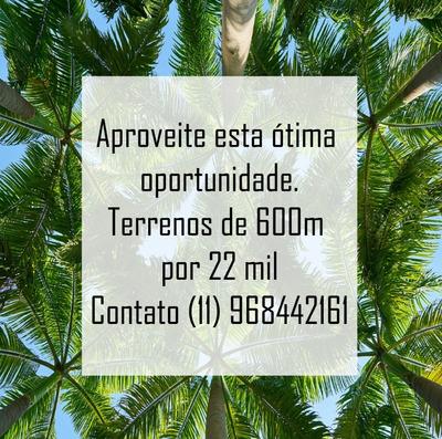L. Lotes Muito Bem Localizados Na Cidade De Ibiúna