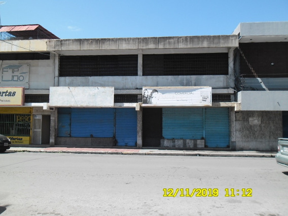 Local En Alquiler Cumana. Calle Petion Cc Santiago Tobia