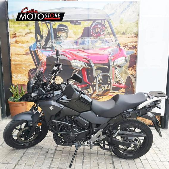Suzuki V-strom 250 Negra 2018