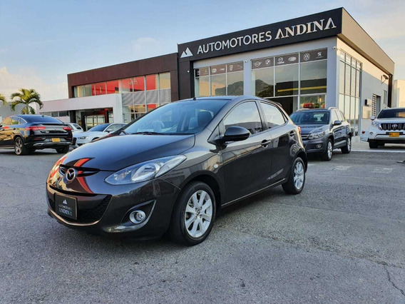 Mazda 2 Hatch Back Automatica 2015 1.5 Fwd 868