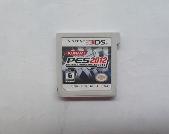 Jogo Pes 2012 Nintendo 3ds