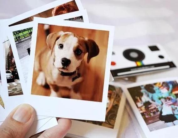 12 Fotos Tipo Polaroid 10x7 Qualidade Frete Grátis Promoção