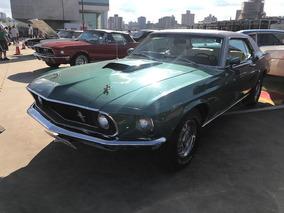 Mustang Gt 1969