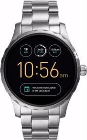 Relogio Fossil 2a Geração Smartwatch Q Marshal Silver