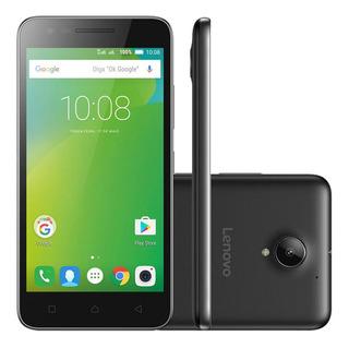 Smartphone Lenovo Vibe C2 K10a40 Preto 16gb Lacrado