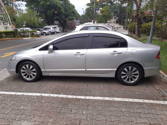 Honda Civic 1.8 Lxs Flex 4p 2010