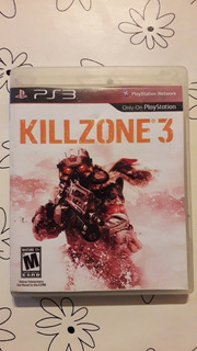 Killzone 3 Fisico Original Ps3