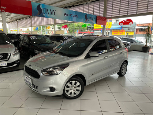 Ford Ka 1.5 Se Plus 16v Flex  2017