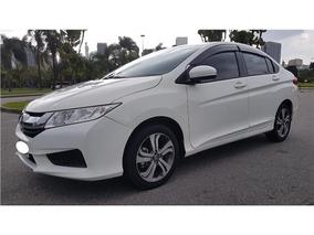 Honda City 1.5 Lx 16v Flex 4p Automático