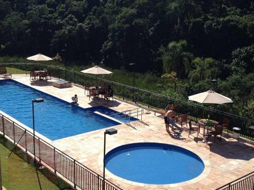 Apartamento Com 2 Dormitórios À Venda, 46 M² Por R$ 160.000,00 - Jardim Petrópolis - Cotia/sp - Ap0280