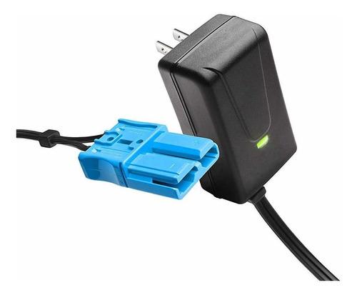 Cargador De Batería De 12 Voltios Con Conector Anderson, Par
