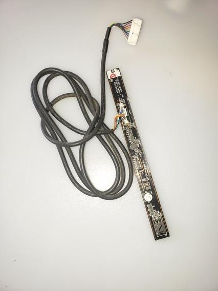 Placa Ir Pl50c550g1 Samsung Boa E Testada