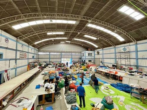 Imagen 1 de 30 de Bodega Industrial O Comercial En Renta, 4,137 M2 Atizapán Ed