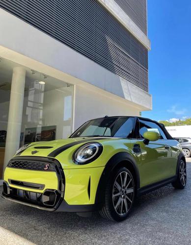 Imagen 1 de 15 de Mini Cooper Convertible S Iconic Sidewalk 2022