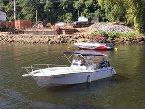 Coast Catamaran Motorboat 22pés
