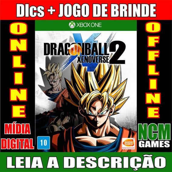 Dragon Ball Xenoverse 2 + Dlcs Xbox One