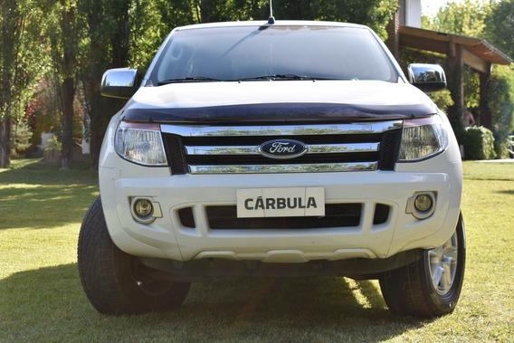 Ford Ranger 3.2 Tdci C/doble 6mt 4x2 Xlt