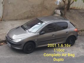 Peugeot 206 Cc 1.6 16v 2p 2001