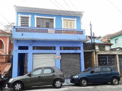 Casa Para Locação Na Penha - 2144-2