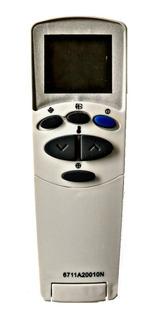 Control Remoto Ac Lg Minisplit Clima Universal +envio Gratis