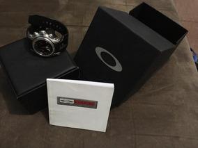 Relógio Oakley Holeshot Stainless Steel