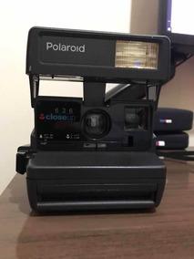 Câmera Polaroid 636 Com Caixa E Manual