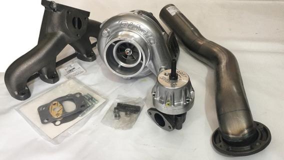 Kit Turbo Parcial Vw Ap Pulsativo Farol Com Turbina Biagio