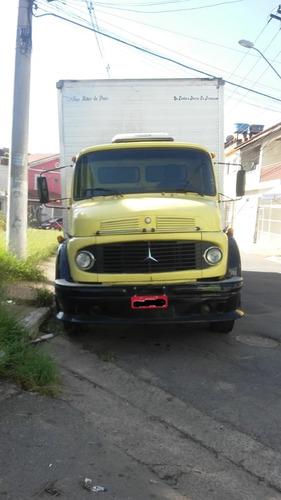 Imagem 1 de 8 de Mercedes Bens L 1313