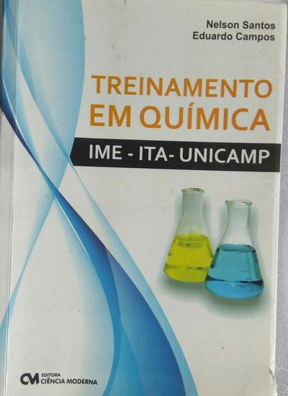 Treinamento Em Química Ita-ime-unicamp Nelson Santos