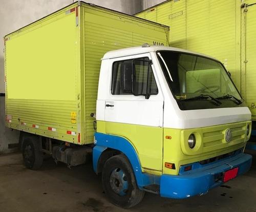 V.w. 5-140 Delivery Baú Ano 2006