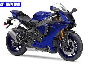 Yamaha R1 2018 Azul - Única Unidad Mg Bikes!