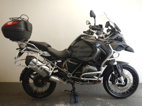 R 1200 Gs Adventure Triple Black - Só 6000 Km E Impecável !