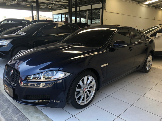 Jaguar Xf 2.0 Luxury Turbocharged Gasolina Automático 2015