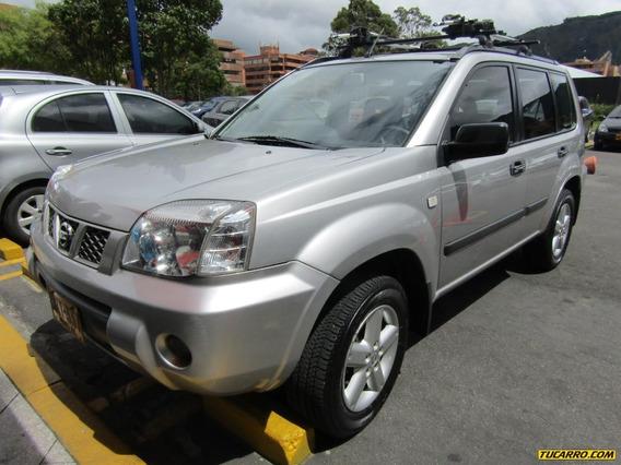 Nissan X-trail Clasico 2.5