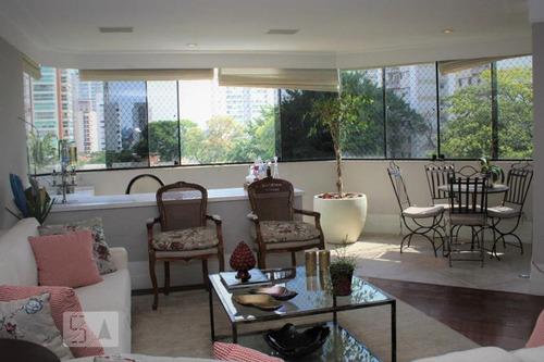Apartamento À Venda - Campo Belo, 4 Quartos,  165 - S893124322